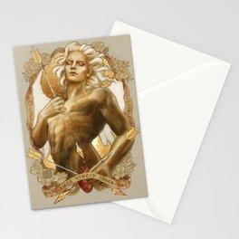 Amor Vincit Omnia Stationery Cards