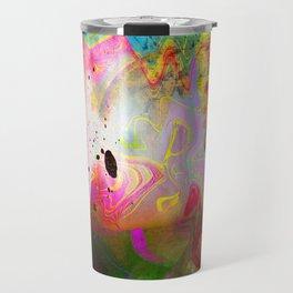 Abstract Art 2014-12-09 Travel Mug