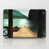 lake iPad Cases featuring Lake by Viggart
