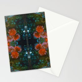 Dahlias Photographic Pattern #1 Stationery Cards