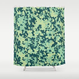 CAMO02 Shower Curtain