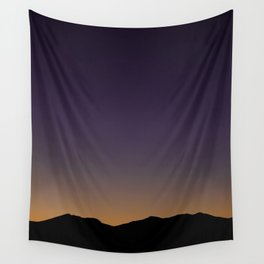 Gloaming Gradient Wall Tapestry