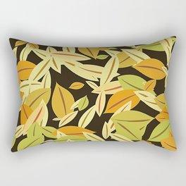 Autumn Leaves 3 Rectangular Pillow