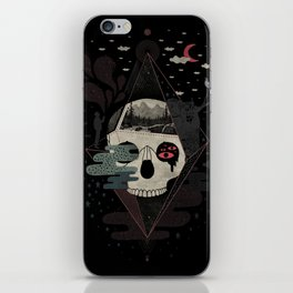 Happy Riddle iPhone Skin