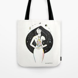 Trust your Instincts Tote Bag