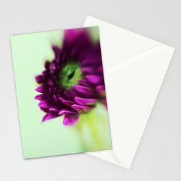 Dahlia Bud Stationery Cards