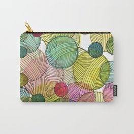 Yarn Stash Carry-All Pouch