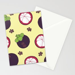 MANGOSTEEN PARTY Stationery Cards