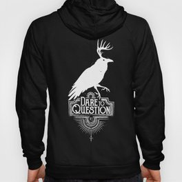 Dare To Question | WHT Hoody