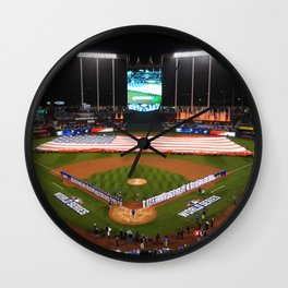 Kansas City Stadium Wall Clock