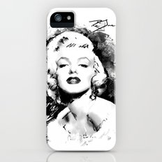 Monroe iPhone (5, 5s) Slim Case