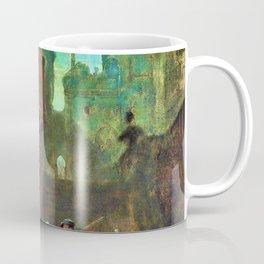 12,000pixel-500dpi - Spanish Serenity - Carl Spitzweg Coffee Mug