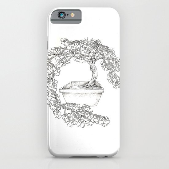 Ginkgo Tree iPhone & iPod Case