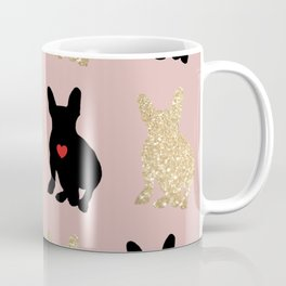 Dazzling French Bulldogs Coffee Mug