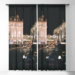 London, England 91 Blackout Curtain