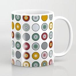 Circles Too Coffee Mug