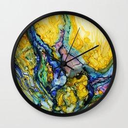 Releasing Temptations Wall Clock