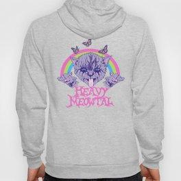 Heavy Meowtal Hoody