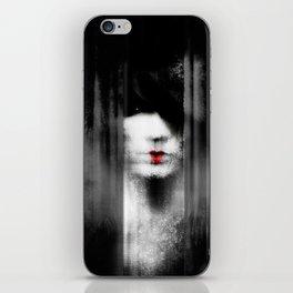 Behind the Curtains II iPhone Skin
