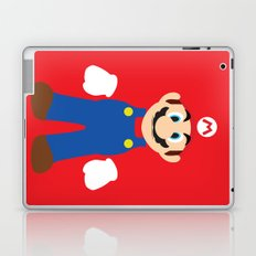 Mario - Minimalist - Nintendo Laptop & iPad Skin