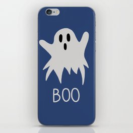 Are you scared ? iPhone Skin