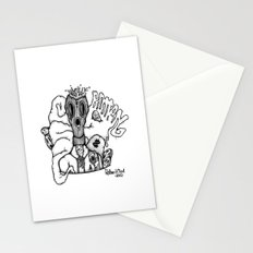RottenGoon- Stationery Cards