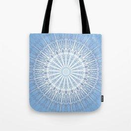Blue Mandala 2 Tote Bag
