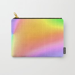 Bright Prismatic Rainbow Design! Carry-All Pouch