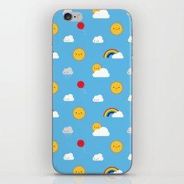 Kawaii Skies iPhone Skin