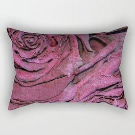 dried roses Rectangular Pillow
