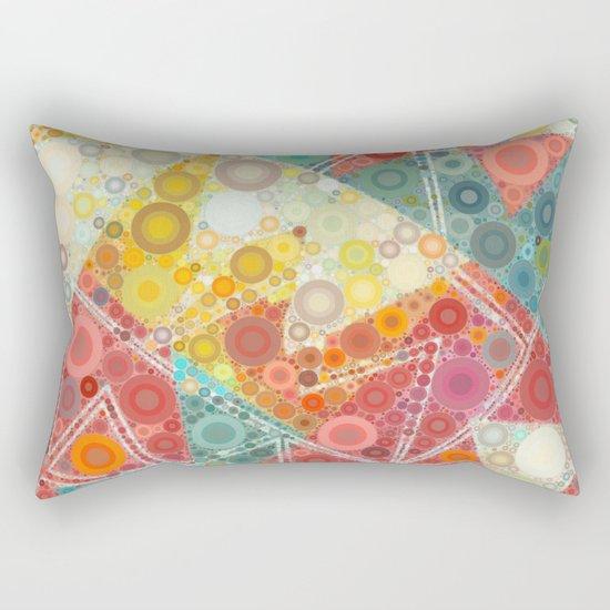 Hazy Summer Days Rectangular Pillow