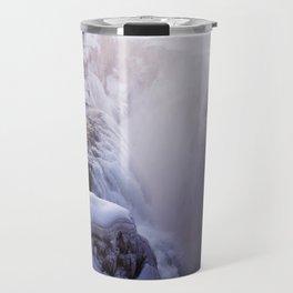 Magic waterfall Travel Mug