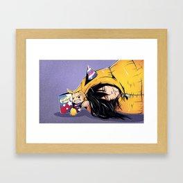 Aizawa Artwork Framed Art Print