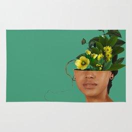 Lady Flowers VII Rug