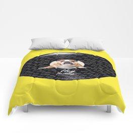 Hey Bulldog! Comforters