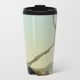 CARDINAL LOOMS Metal Travel Mug
