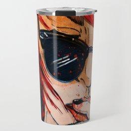 LUNETTES NOIRES Travel Mug