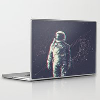 spaceman Laptop & iPad Skins featuring Spaceman by Aeodi Graphics