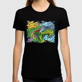 The crocodile T-shirt