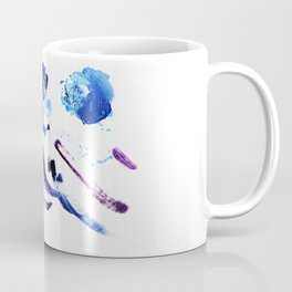 Palette Blue Coffee Mug