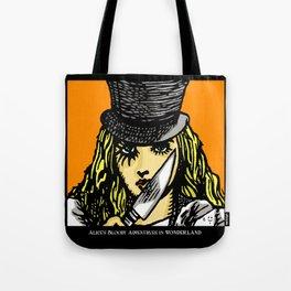 A Clockwork Wonderland Tote Bag