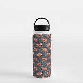Red Panda Pattern Water Bottle