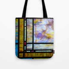 All The Colors Held Together Tote Bag
