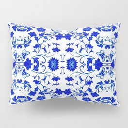 Velasco Blue - 2 Pillow Sham