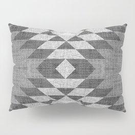 GREY DIAMOND LINEN Pillow Sham