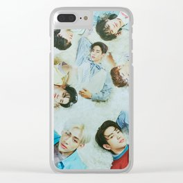 GOT7 Poster Clear iPhone Case