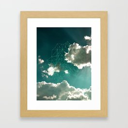 Tetrawhaaa Framed Art Print