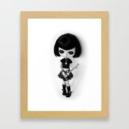 Melinda Rock Framed Art Print