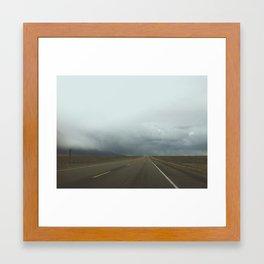 Colorado Highway Framed Art Print