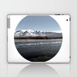 Frozen Lake Laptop & iPad Skin